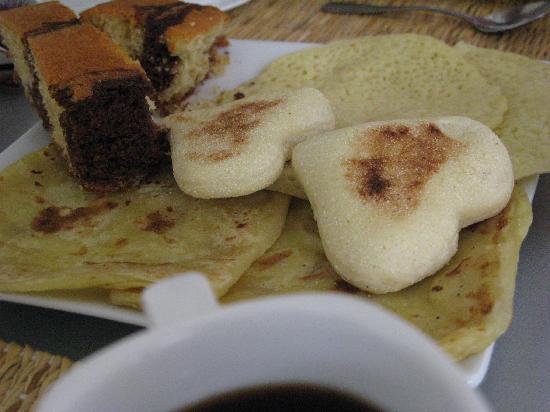 Riad Bamboo: le petit déjeuner