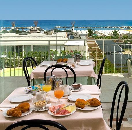 Hotel Trevi: sala ristorante