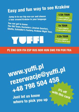 Yuffi Tours
