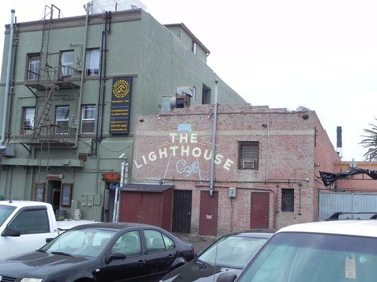Lighthouse Cafe Pier Ave Hermosa Beach California