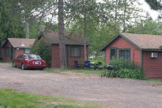 gardenwood resort has 13 cabins picture of gardenwood