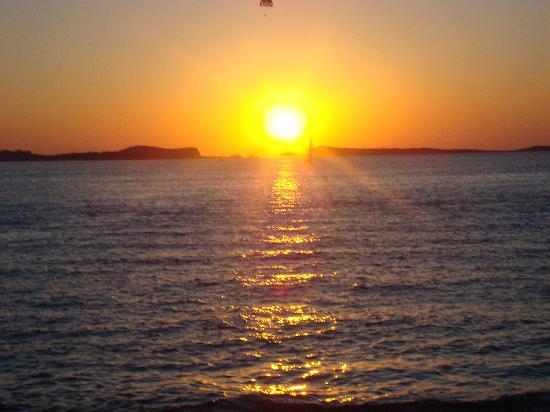 Alua Hawaii Ibiza: Sunset