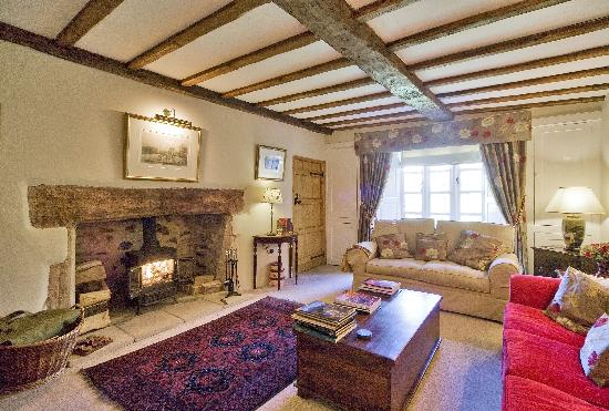 Millstream Cottage: Guest Lounge