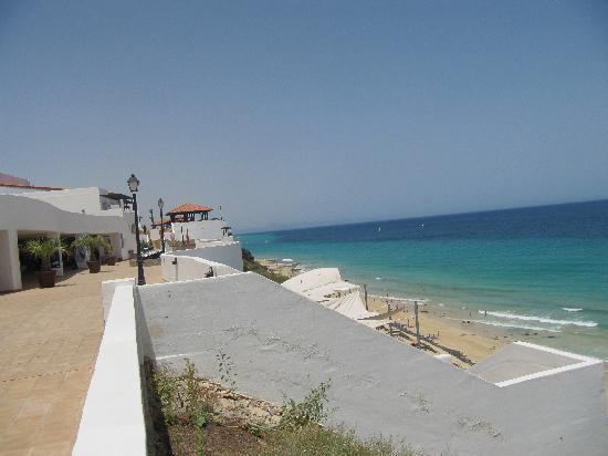 TUI MAGIC LIFE Fuerteventura : Playa desde el hotel