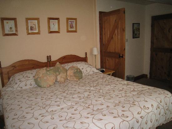 Alderholt Mill: Bedroom