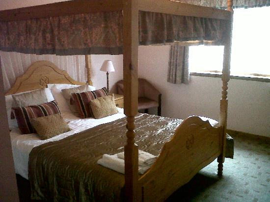 Foxglove Cottages: Bedroom