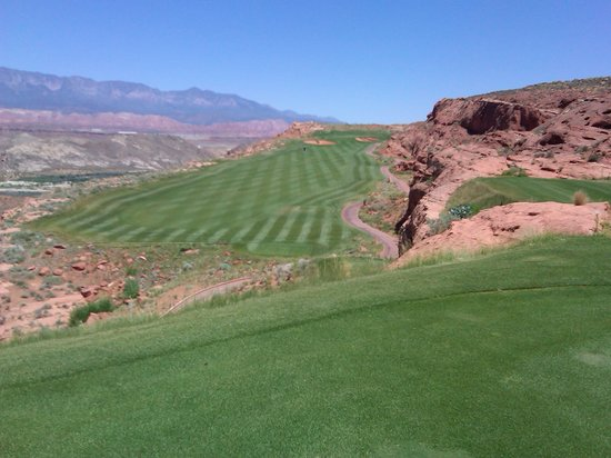 ‪Sand Hollow Golf Course‬