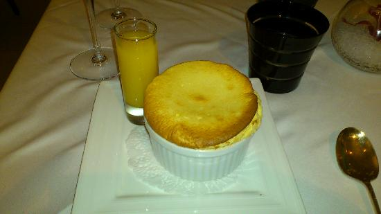 Le Bistro Gourmand: Very good souffle