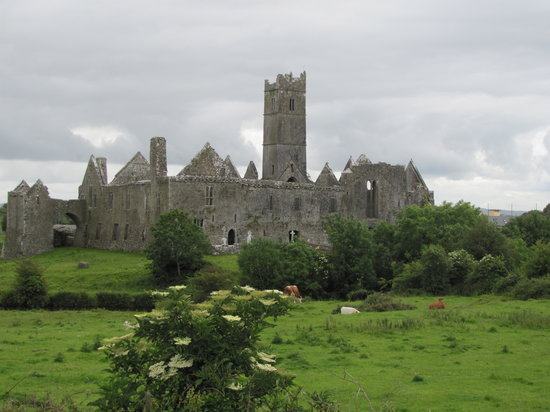 Quin Friary
