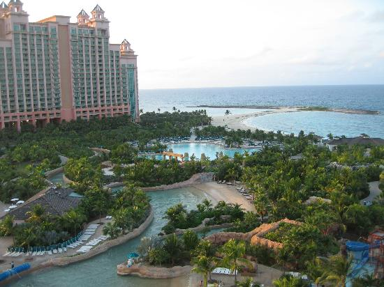 Atlantis, Royal Towers, Autograph Collection: View from Royal Tower suite