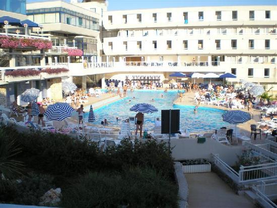Hotel Delfin: Hotel pool