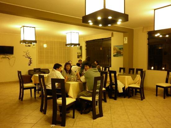 Crisolmar Pradera: el maravilloso restaurant