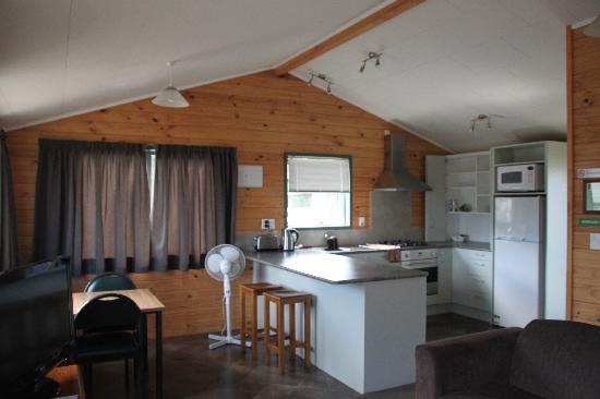 Whangarei TOP 10 Holiday Park: Küche