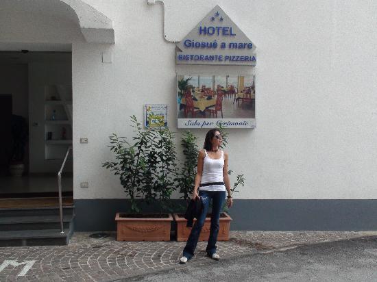 Hotel Giosue a Mare: Grazie di tutto!!!