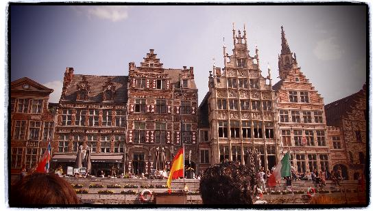 Ghent, بلجيكا: AMAZING ARCHITECTURES