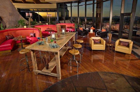 Top Of The Rock Lounge Area Bild Von Top Of The Rock Restaurant