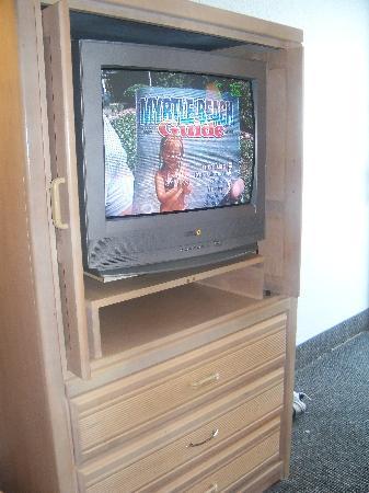 Indigo Inn: tv