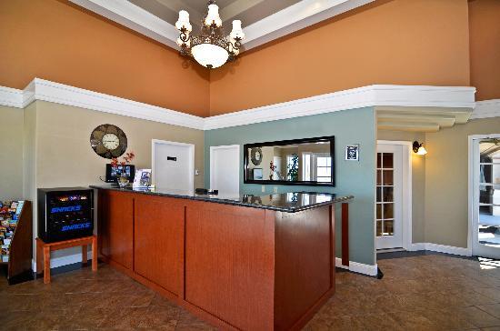 Best Western Kettleman City Inn & Suites: Lobby