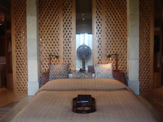 Amanjiwo Resorts: amazing bedroom