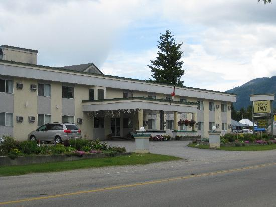 Nakusp, Καναδάς: General view of the motel