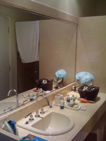 Grande Hotel Sao Pedro: Bath