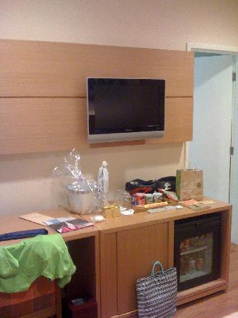 Grande Hotel Sao Pedro: room