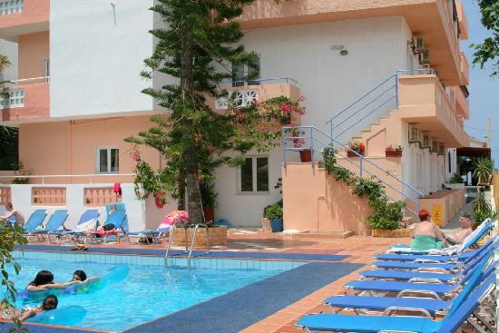 Kastro Beach Apartments: Kastro Pool