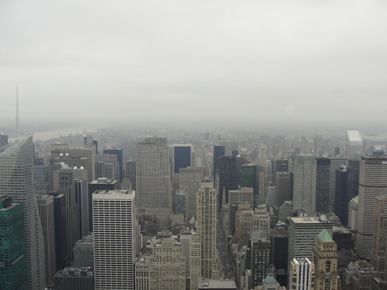 Empire State Building: uptown