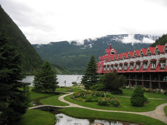 三谷湖城堡飯店照片