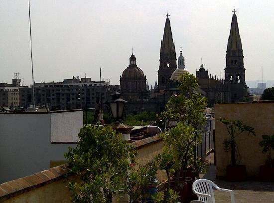 Hotel de Mendoza: Rooftop View