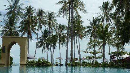 The Passage Samui Villas & Resort: Was für ein Ausblick ...