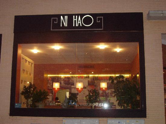 Ni Hao Sanchinarro: Exterior