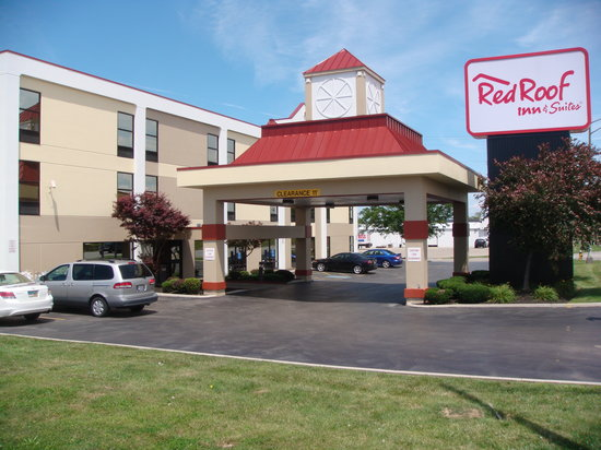 Red Roof Inn & Suites Columbus West Broad: Welcome to Red Roof West Columbus