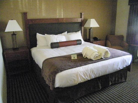 Best Western Plus Bryce Canyon Grand Hotel: My standard room was great