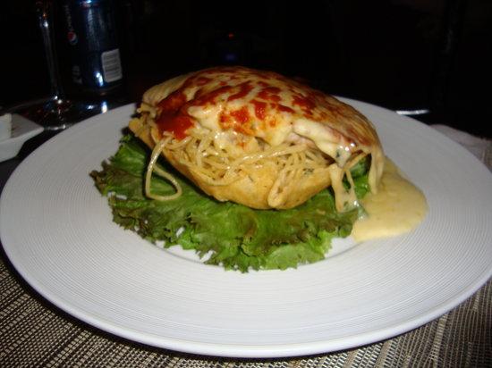 Casa Valadez: Cena pollo