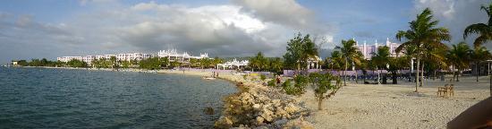 Hotel Riu Montego Bay: wide vista