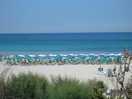 Hotel Villaggio Poseidone Resort : spiaggia