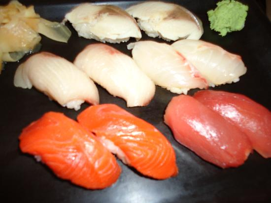 Nishino: Assorted Sushi