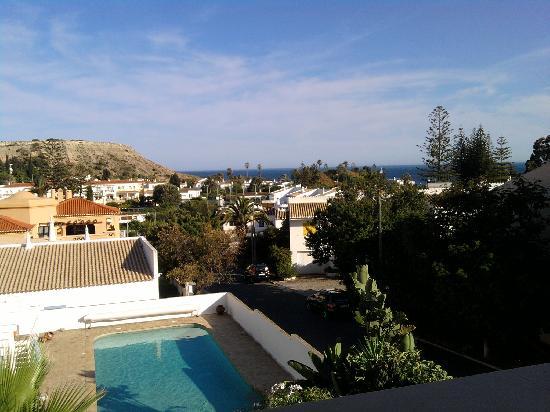 Hotel Baia da Luz : Sea view (not complex pool in foreground)