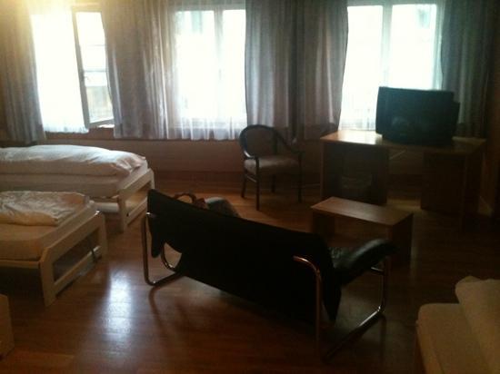 Hotel Weisses Kreuz: Suite