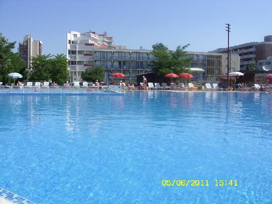 Pomorie Hotel: pool