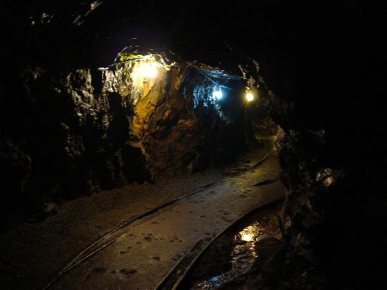 Consolidated Gold Mine: You are really in the mines!