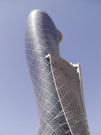 Abu Dabi, Emiratos Árabes Unidos: Der Sky Tower