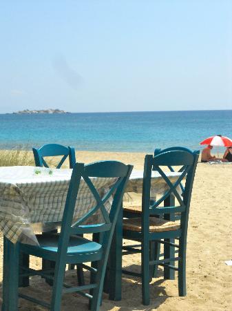 Taverna Paradiso: the dining room!
