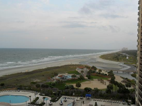 North Beach Plantation: Our view