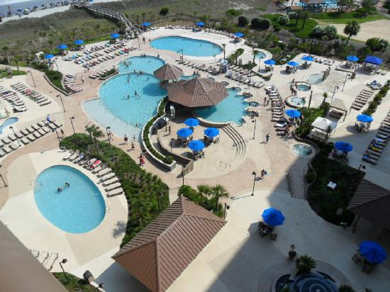 Pool Bar Picture Of North Beach Plantation North Myrtle