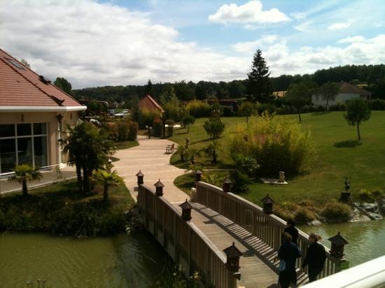 Les Jardins de Beauval: vue