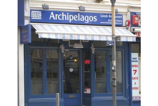 Archipelagos : Exterior