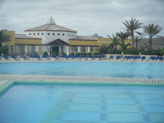 IBEROSTAR Club Boa Vista: Pool area