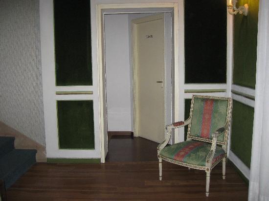 Hotel Waldorf: La stanza Dante - mi sono trovata bene